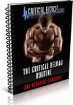The Critical Bench Program 2.0 - Ten Year Anniversary Sale