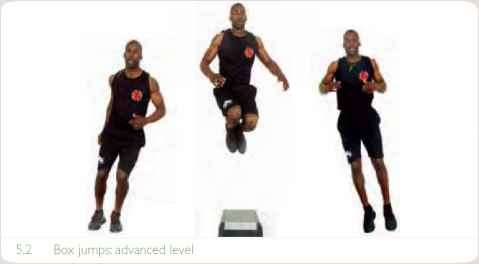 Side Side Box Jumps