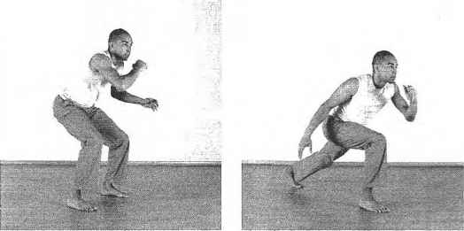 Capoeira Movements